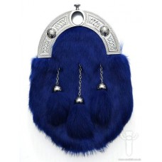 Blue Rabbit Dress Sporran