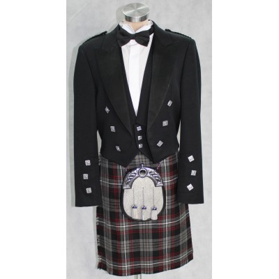 Heavy Weight Prince Charlie Outfit