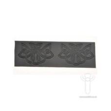 Embossed Gothic Pattern Belt - GB