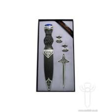 Celtic 3 Piece Gift Set, Blue