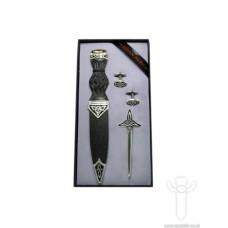 Celtic 3 Piece Gift Set, Cairngorm